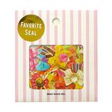 マインドウェイブ Favorite Seal 70154 ribbon