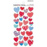 マインドウエイブ SUKERU SEAL 75526 ハート