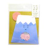 マインドウェイブ にっぽんいっぱい和紙シール 77847 富士山