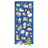 【クリスマス】 マインドウェイブ ウィンターセレクション アニマル サンタ 80471