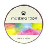 マインドウェイブ マスキングテープ 92688 ミックス カラーズ