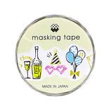 マインドウェイブ マスキングテープ 93017 エブリデイジョイ