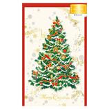 【クリスマス】エヌビー社 クリスマスカード 5025309 ヴィラグリーン│カード・ポストカード クリスマスカード