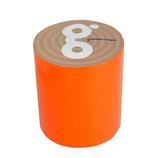 古藤工業 gbkガムテープバックキット ガムテープ 蛍光オレンジ 幅5cm×長5m巻