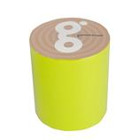 古藤工業 gbkガムテープバックキット ガムテープ 蛍光黄色 幅5cm×長5m巻