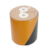 古藤工業 gbkガムテープバックキット ガムテープ トラ柄 幅5cm×長5m巻