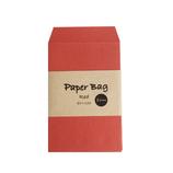 Paper Bag S レッド 5枚入