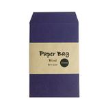 Paper Bag S ブルー 5枚入