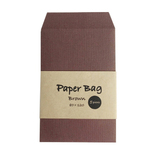Paper Bag S ブラウン 5枚入