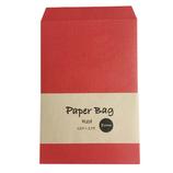 Paper Bag M レッド 5枚入