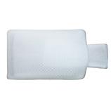 空気が流れる枕 枕カバー付 約43×56cm