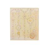 クローズ・ピン たけいみき 二つ折り色紙 SC11696 イエロー