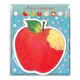 たけいみき ミニレターセット LS11772 りんご