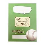 クローズ・ピン スポーツ色紙 SC13919 野球
