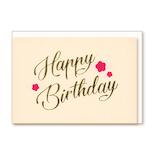 クローズ・ピン グリーティングカード GC14337 誕生日