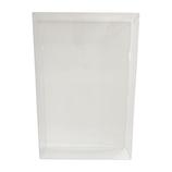 クローズ・ピン クリアボックス No.6 BX21005│ラッピング用品 ギフトボックス(組み立て)