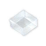 クローズ・ピン クリアボックス No.22 BX21009│ラッピング用品 ギフトボックス(組み立て)