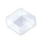 クローズ・ピン クリアボックス No.23 BX21010│ラッピング用品 ギフトボックス(組み立て)