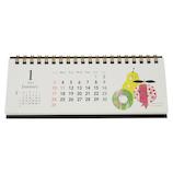 【2021年版・卓上】クローズ・ピン Tomoko PC卓上カレンダー 旬果 CL95550