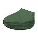 カテバプラス シューズカバー M KTV−355 グリーン│レインウェア・雨具 レインブーツ