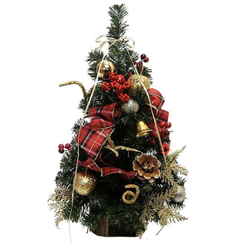 <東急ハンズ>【クリスマス】 東急ハンズ限定 半面フラットツリー HSM-5229画像