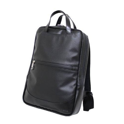 十川鞄 プラットフォーム レナード ハンドルリュック S PRD‐150007 ブラック