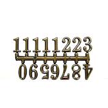 誠時 文字符 BF-204 ゴールド│その他 クラフト用品 ムーブメント・時計針