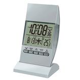 RCイルミネーションクロック シルバー RW-005SI