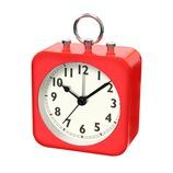 コリル レッド LW−004RE│時計 置き時計