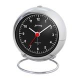 SJC JUTISU(ジューティス) PL−001SI シルバー│時計 目覚まし時計