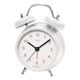 SJC ヴォアス RD−007 ホワイト│時計 目覚まし時計