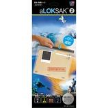 LOKSAK(ロックサック) 防水マルチケース A4サイズ ALOKD2−13X11 2枚入り