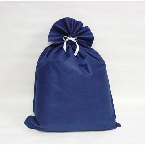 厚手の不織布を縫製した、とても丈夫なギフトバッグです。 ギフトバッグの中では、かなり大きいです。!! サマーゾーン ファブリックBAG スーパーBIG 紺