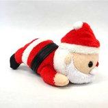 【クリスマス】 ムニュマム くったりサンタ 7646
