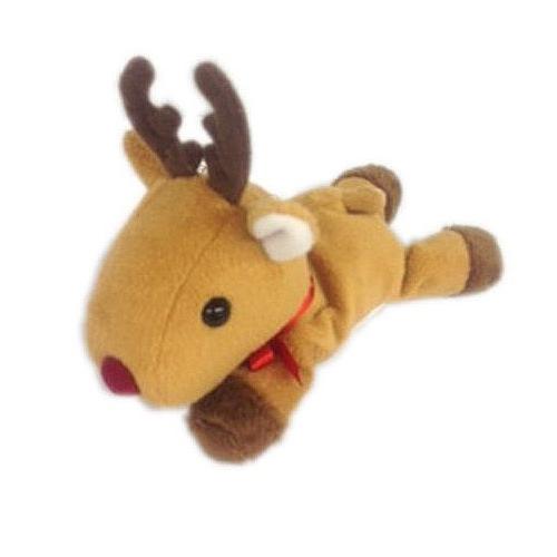 【クリスマス】 ムニュマム くったりトナカイ