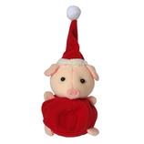 【クリスマス】 エズオリジナル お手玉クリスマス 5085A ブタ