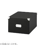 トフィー(Toffy) マジックボックス L NTMX-002RB リッチブラック