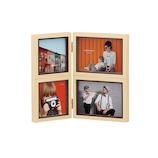 ラドンナ インテリアフレーム4窓 SF05−40│アルバム・フォトフレーム フォトフレーム・写真立て