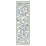 オクヤマ ふあふあシール XV054 雪の結晶