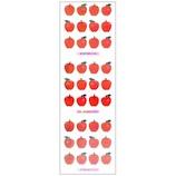 オクヤマ オーロラシール YA341 リンゴ4列