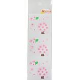 オクヤマ シール桜の木 JA224 和紙│シール シール・ステッカー