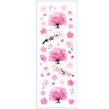 オクヤマ ラメ入りシール ZR281 桜の木