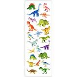 オクヤマ ラメ入りシール ZR361 恐竜│シール シール・ステッカー