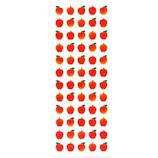 オクヤマ 秋シール ZR541 リンゴ5列