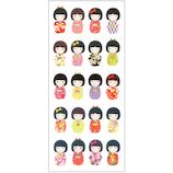 オクヤマ 和風シール JF323 童女