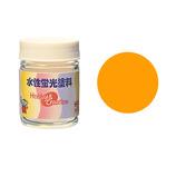 ニッペ 水性エナメルミニ蛍光 25ml イエロー
