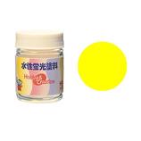 ニッペ 水性エナメルミニ蛍光 レモン