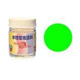 ニッペ 水性エナメルミニ蛍光 グリーン