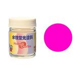 ニッペ 水性エナメルミニ蛍光 ピンク