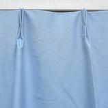 サンローズ 多機能カーテン ソニード ブルー 幅100×丈178cm 1枚入